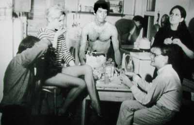 andy warhol e il cinema underground andy e la factory kitchen 1965 rossella farinotti labrouge
