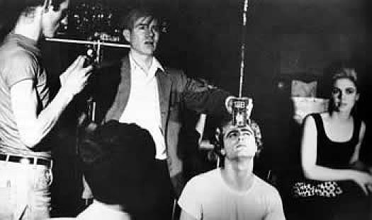 andy warhol e il cinema underground andy gerard malanga edie sedwick  nella factory