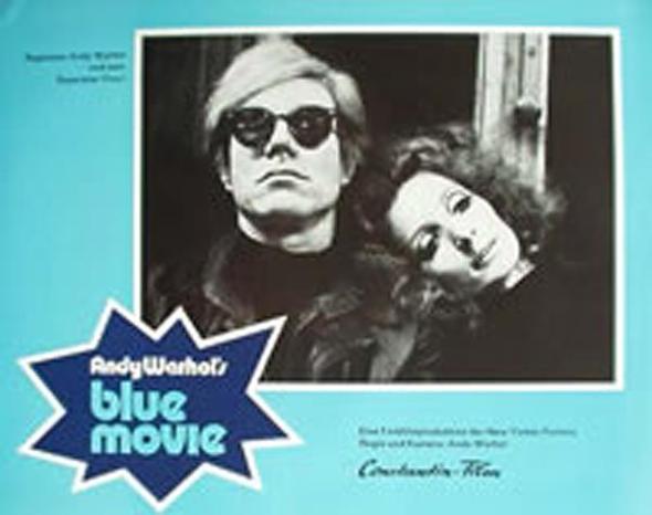 andy warhol e il cinema underground blue movie rossella farinotti labrouge