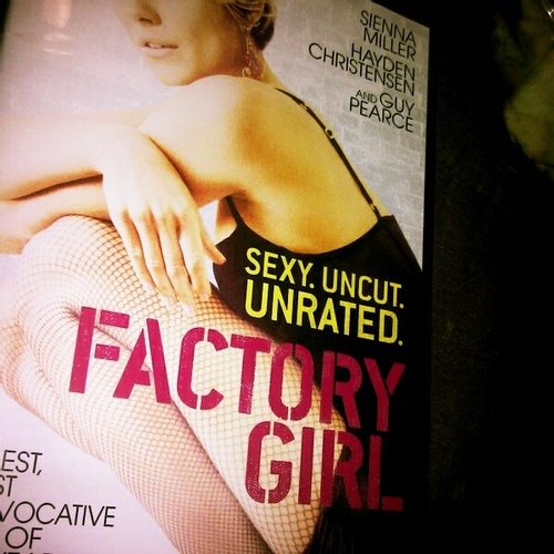 andy warhol e il cinema underground factory girl film su edie sedwick manifesto rossella farinotti labrouge