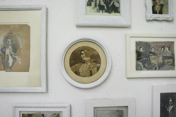 Erdenrest - Installazione The Dead Dears (part.)- photo by Frattura Scomposta