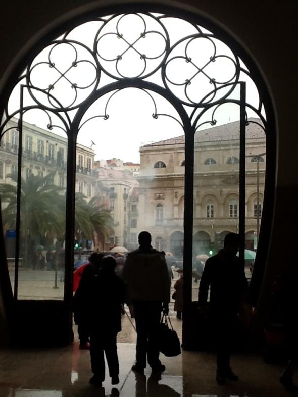Lisbon story e la stazione liberty  rossella farinotti labrouge