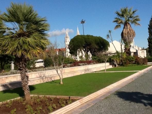 lisbon story II  Centro culturale di Belem collezione giardino rossella farinotti labrouge
