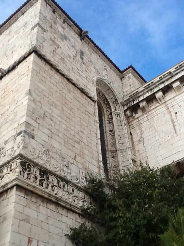lisbon story II parte Belem monastero dos Jeronimos particolare rossella farinotti labrouge