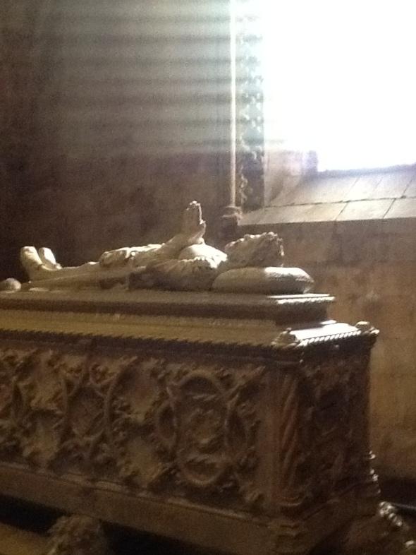 lisbon story II parte Belem monastero dos Jeronimos tomba di Luis de Camoes rossella farinotti labrouge