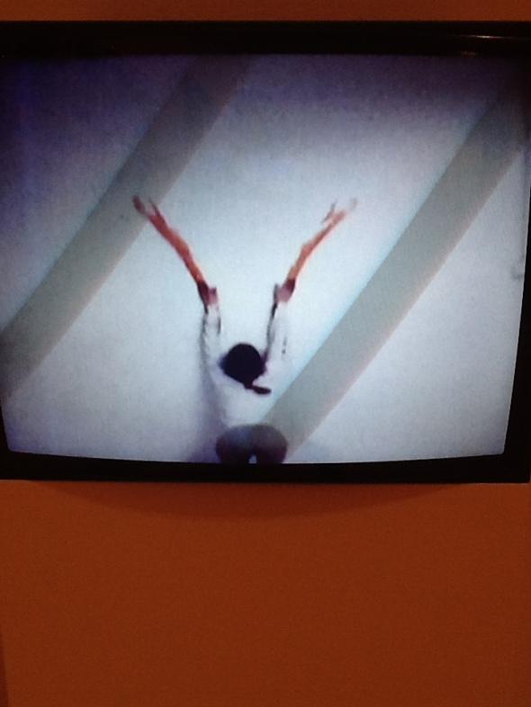 lisbon story II parte  Centro culturale di Belem collezione Berardo  Ana Mendieta II rossella farinotti labrouge
