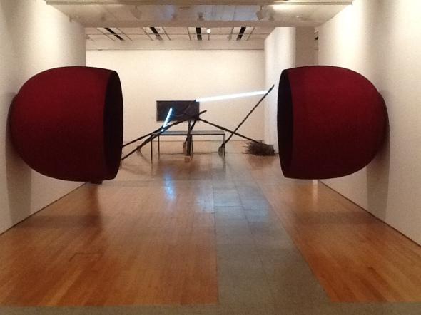 lisbon story II parte  Centro culturale di Belem collezione Berardo  Anish Kapoor rossella farinotti labrouge