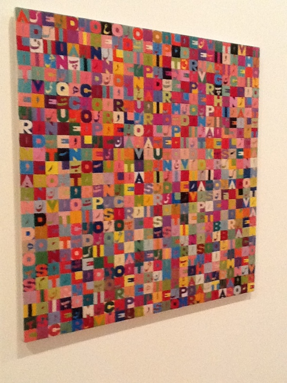 lisbon story II parte  Centro culturale di Belem collezione Berardo  Boetti rossella farinotti labrouge