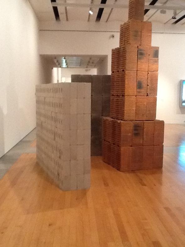 lisbon story II parte  Centro culturale di Belem collezione Berardo  Tony Craigg rossella farinotti labrouge
