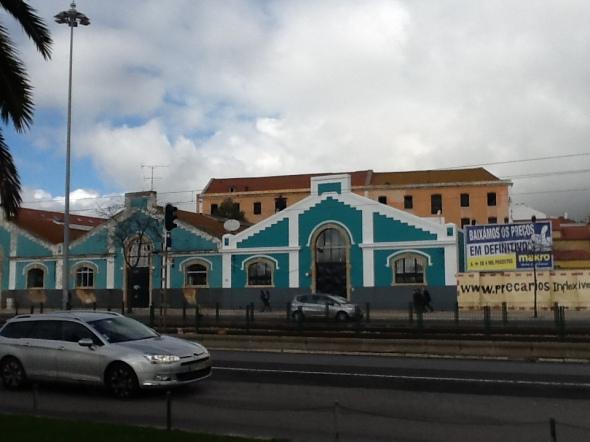 lisbon story II parte zona ex fabbirche al porto di Belem rossella farinotti labrouge