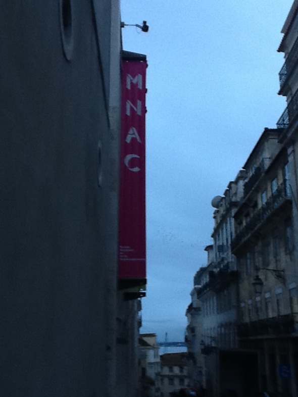 Lisbon story la città portoghese e il museo d'arte contemporanea del Chiado rossella farinotti labrouge