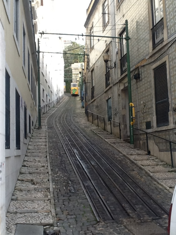 Lisbon story la città portoghese e la funicolare monumento storico rossella farinotti labrouge