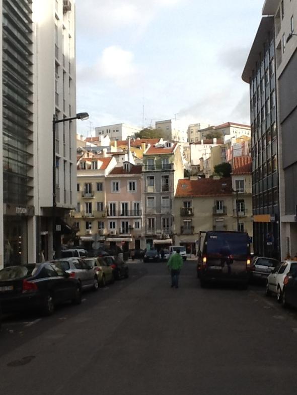 Lisbon story la città portoghese e le sue vie Baixa rossella farinotti labrouge
