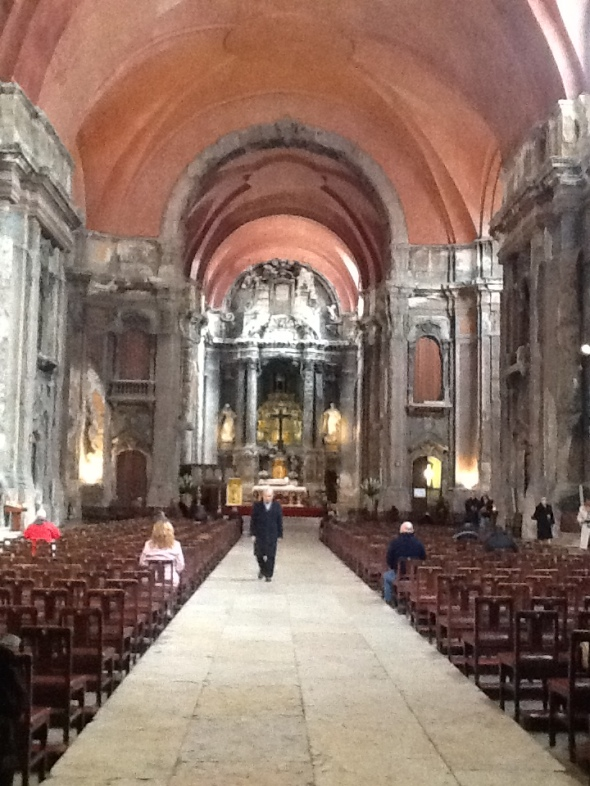 Lisbon story la città portoghese Paroquia de santas Justa e Rufina rossella farinotti labrouge