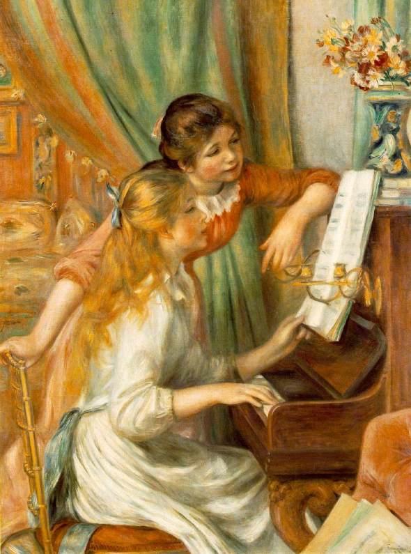 auguste renoir ragazze al piano rossella farinotti labrouge