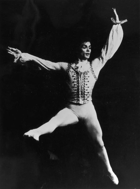Nureyev Jumps