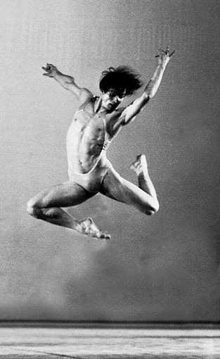 Rudolf Nureiev l'arte della danza rossella farinotti labrouge
