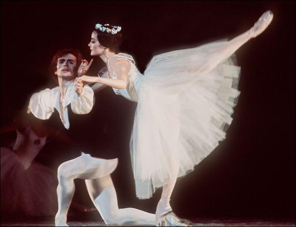 Russian ballet dancer Rudolf Nureyev (1938-1993) p