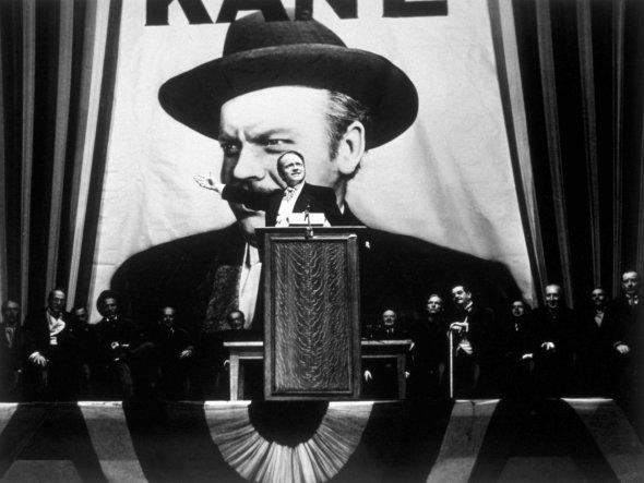 sight and sound  la rivista di cinema e la sua classifica dei capolavori mondiali Quarto Potere, Citizen kane Orson Welles rossella farinotti labrouge