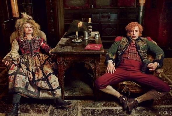 Elena Bonham Carther e Sasha Baron Cohen nei Miserabili di Tom Hooper melodramma cantato dai tratti espressionisti rossella farinotti labrouge