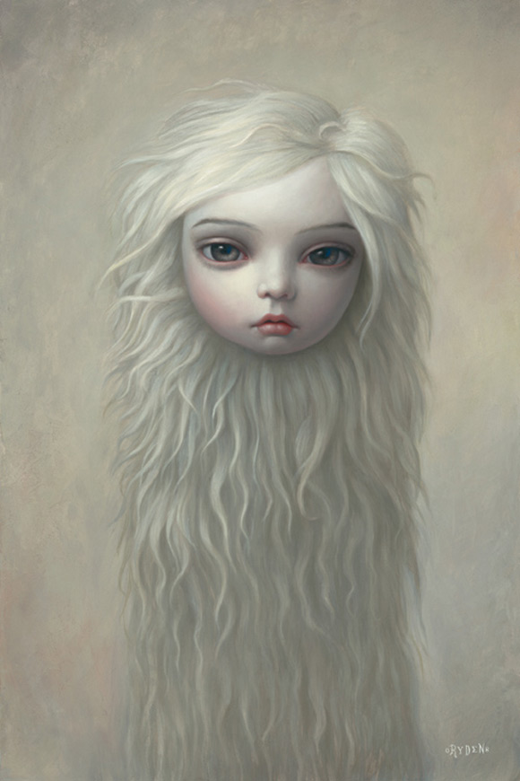 mark-ryden_the-snow-yak-show_fur-girl rossella farinotti labrouge