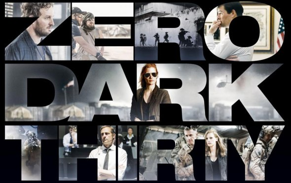 zero dark thirty katheryn bigelow secondo candidato all Oscar rossella farinotti labrouge
