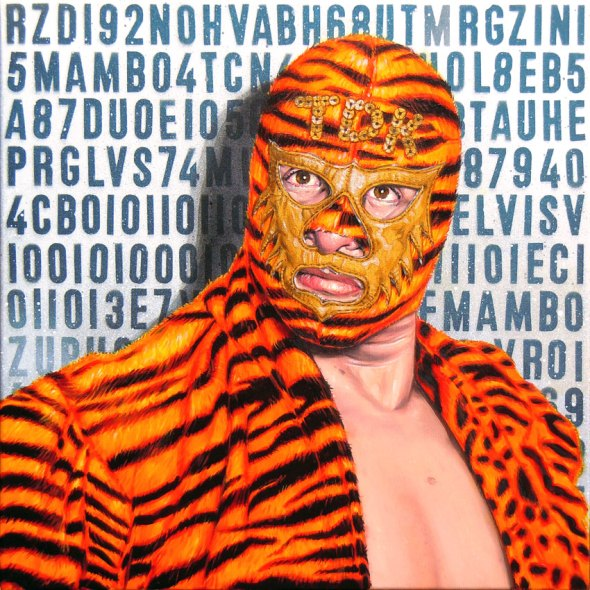 Blush contemporary art MAMBO-Difensore-TDK rossella farinotti labrouge