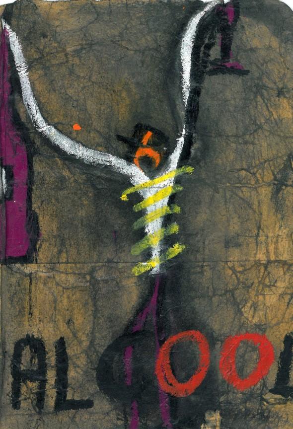 Ciro Casale 1 - sub culture fanzine project by thomas berra