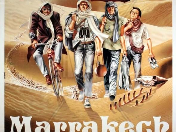 gabriele salvatores il regista che cambia registro Marrakech Express locandina rossella farinotti labrouge