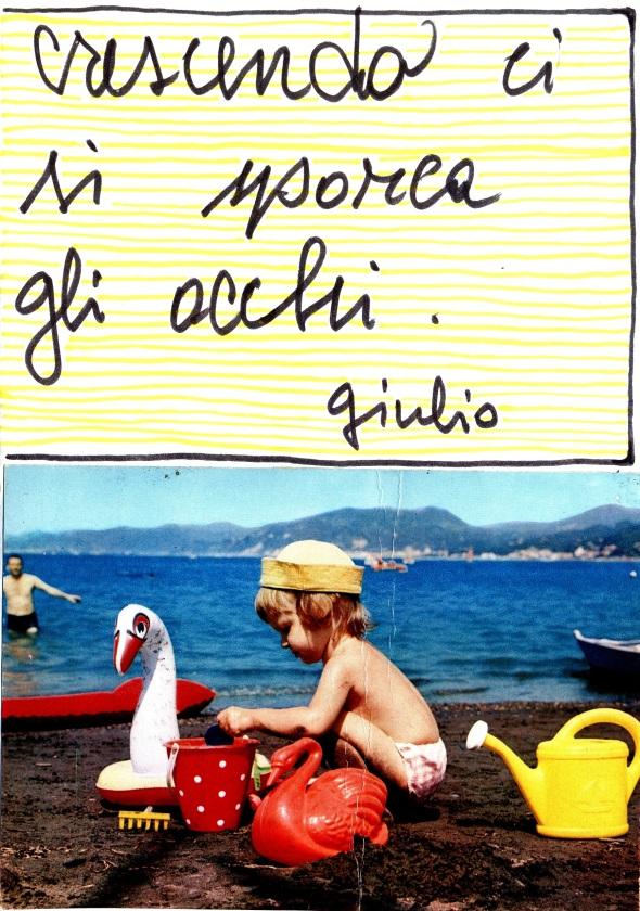 Giulio Zanet - sub culture fanzine project by thomas berra