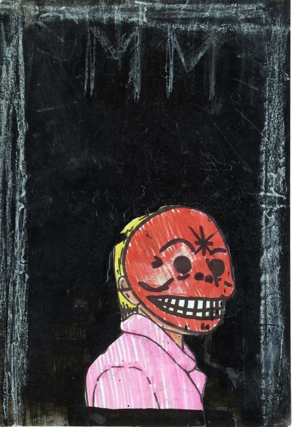 Michael Rotondi - sub culture fanzine project by thomas berra