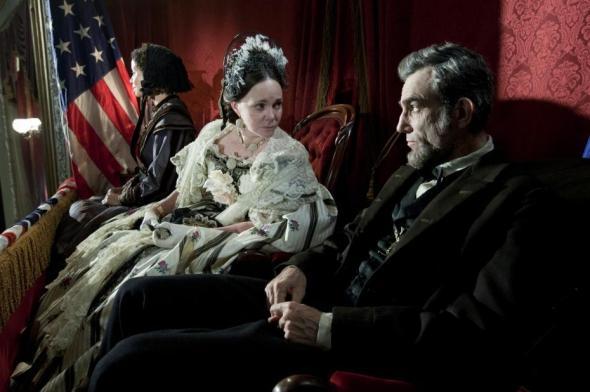 Oscar 2013 Lincoln Daniel Day Luis e Sally Field  rossella farinotti labrouge
