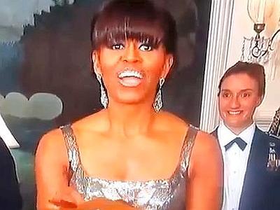 OScar 2013 Michelle Obama premia il miglior film rossella farinotti albrouge