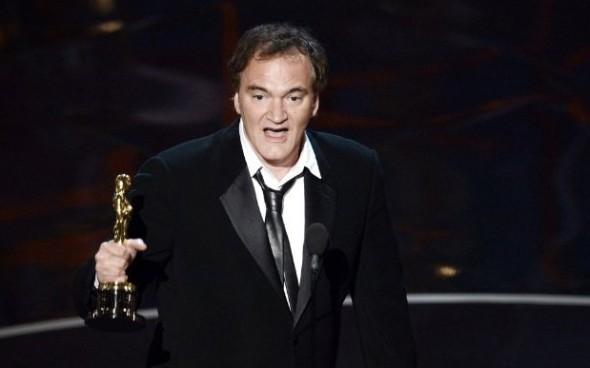 OScar 2013 Quentin Tarantino miglior sceneggiatura non originale per Django rossella farinotti labrouge