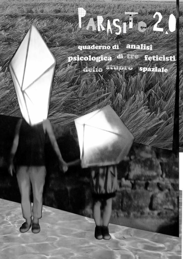 Parasite 2.0 - sub culture fanzine project by thomas berra