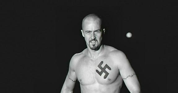 Educazione Siberiana e del tatuaggio, American History X Edward Norton il tattoo nel cinema labrouge