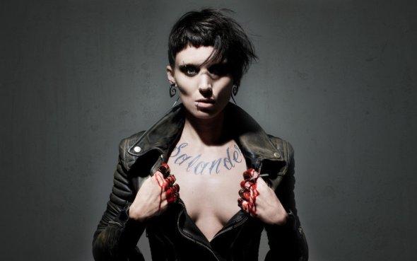 Educazione Siberiana e del tatuaggio, Mara Rooney Millennium il tattoo nel cinema labrouge