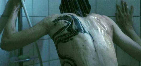 Educazione Siberiana e del tatuaggio, Mara Rooney Millennium Uomini che odiano le donne il tattoo nel cinema labrouge