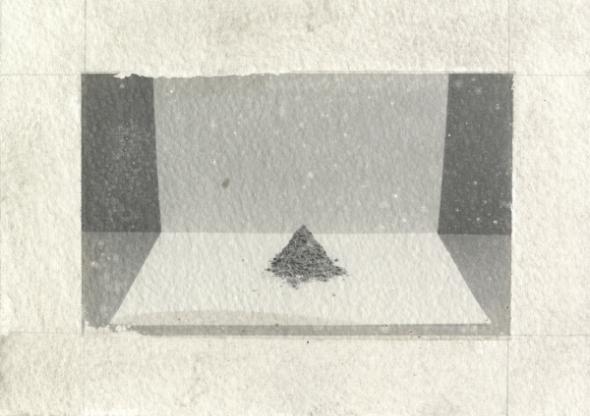 Rizhoma personale di Sam Laughlin Shopenahuer  progetto di Martina Colajanni labrouge