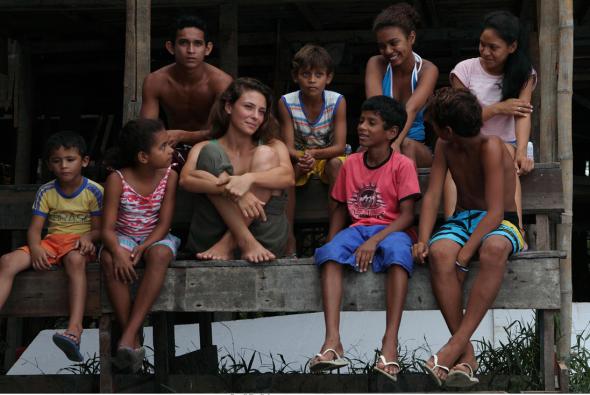 un giorno devi andare con Yasmine Trinca il film italiano in Brasile labrouge