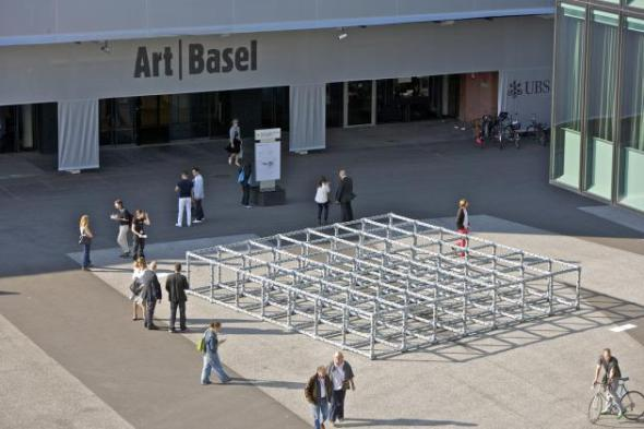Ai Wei Wei never sorry l'artista sovversivo cinese Art Basel 2011labrouge