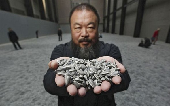 Ai Wei Wei never sorry l'artista sovversivo cinese labrouge