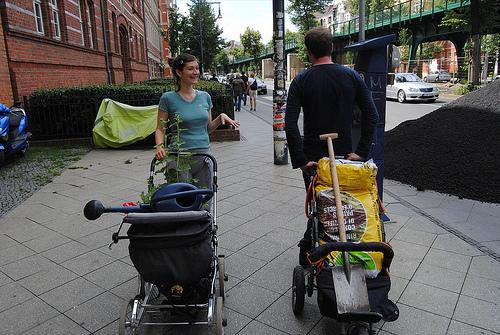 god save the green un film indipendente per salvare il pianeta Berlin guerrilla urbana labrouge