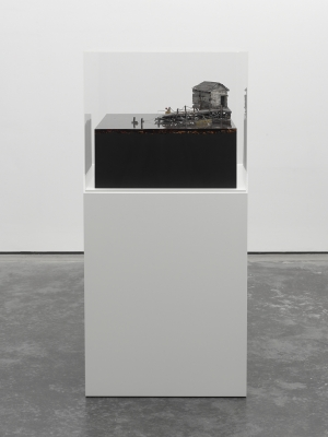 Jake & Dinos Chapman a White Cube di Hong Kong the Sum of all Evil labrouge