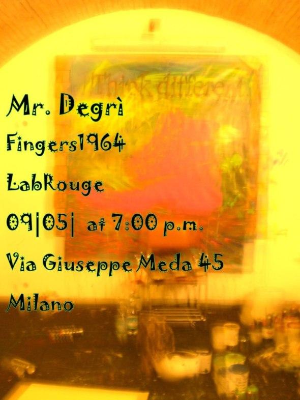 Mr Degrì Fingers