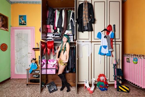 pietro baroni milan closet Denise costplayer labrouge