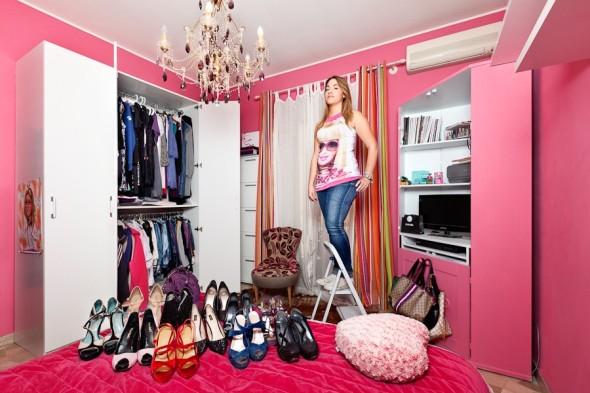 pietro baroni milan closet labrouge Chiara, studentessa