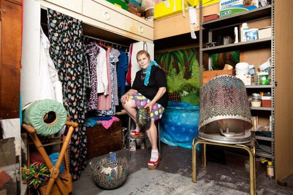 pietro baroni milan closet Suni, artista  labrouge