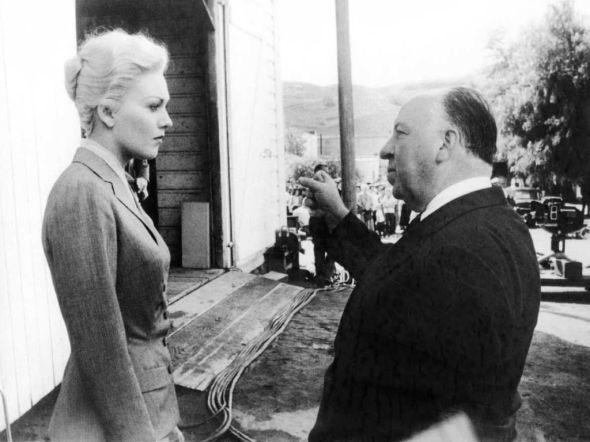 Alfred-Hitchcock-Kim Novak la Donna che visse due volte vertigo labrouge