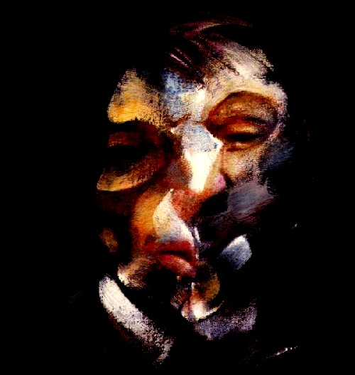 all black francis bacon labrouge